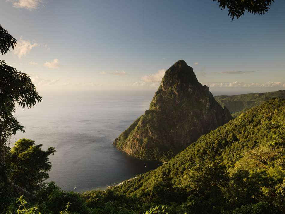 Saint Lucia | Petit Piton und Sugar Beach | © Saint Lucia Tourist Board
